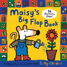 Maisy's Big Flap Book, Board book Book