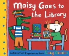 Maisy Goes to the Library, Paperback