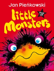 Little Monsters, Hardback Book