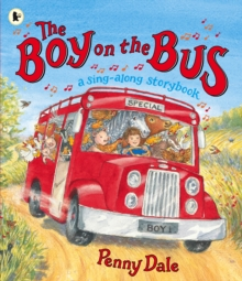 The Boy on the Bus, Paperback Book