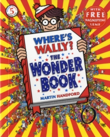 Where's Wally? The Wonder Book, Paperback