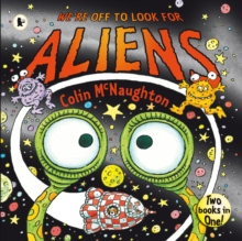 We're Off to Look for Aliens, Paperback