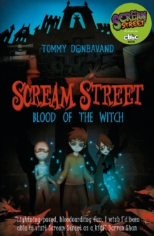 Scream Street 2: Blood of the Witch, Paperback