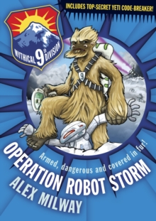Operation Robot Storm, Paperback