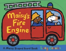 Maisy's Fire Engine, Board book