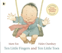 Ten Little Fingers and Ten Little Toes, Paperback Book