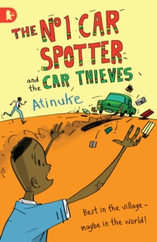 The No. 1 Car Spotter and the Car Thieves, Paperback