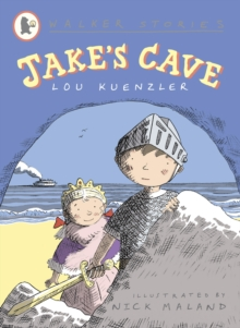 Jake's Cave, Paperback Book