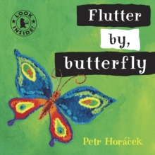 Flutter by, Butterfly, Board book
