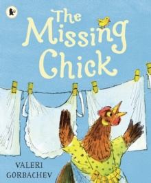 The Missing Chick, Paperback Book