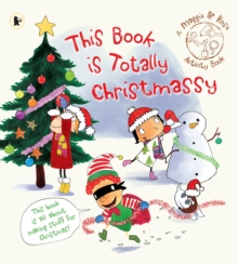 Maggie & Rose: This Book is Totally Christmassy, Paperback