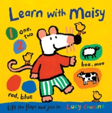 Learn with Maisy, Hardback