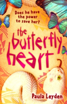 The Butterfly Heart, Paperback Book