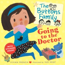 The Buttons Family: Going to the Doctor, Paperback