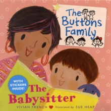The Buttons Family : The Babysitter, Paperback