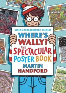 Where's Wally? : The Spectacular Poster Book, Paperback Book