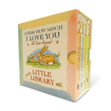 Guess How Much I Love You Little Library, Multiple-item retail product Book