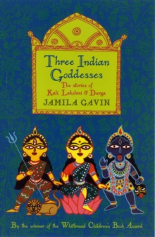 Three Indian Goddesses, Paperback Book