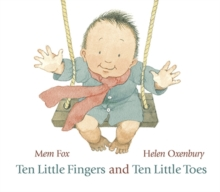 Ten Little Fingers and Ten Little Toes, Board book