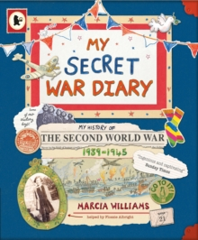 My Secret War Diary, by Flossie Albright, Paperback