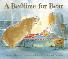 A Bedtime for Bear, Paperback Book