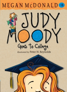 Judy Moody Goes to College, Paperback
