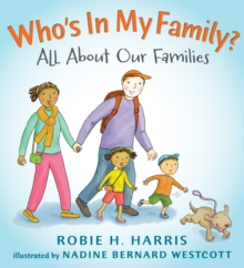 Who's in My Family? : All About Our Families, Hardback