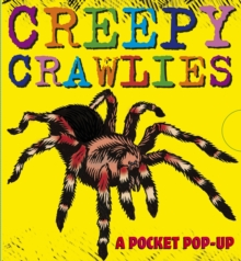 Creepy Crawlies: A Pocket Pop-up, Hardback