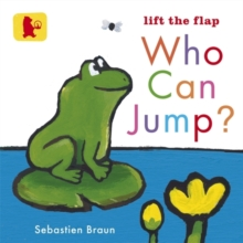 Who Can Jump?, Board book