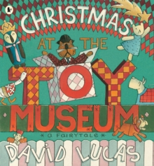 Christmas at the Toy Museum, Paperback