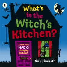 What's in the Witch's Kitchen?, Paperback