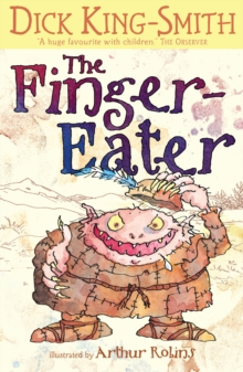 The Finger-eater, Paperback Book