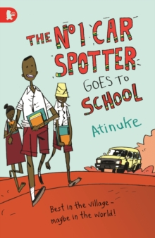 The No. 1 Car Spotter Goes to School, Paperback