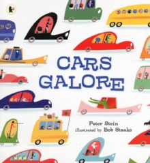 Cars Galore, Paperback
