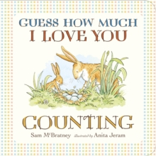 Guess How Much I Love You: Counting, Board book