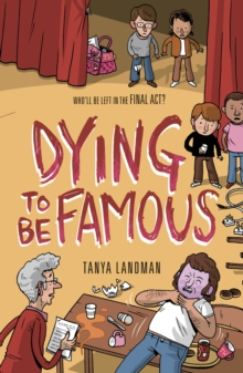 Murder Mysteries 3: Dying to be Famous, Paperback