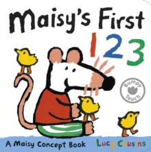 Maisy's First 123 : A Maisy Concept Book, Board book