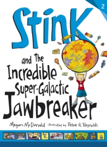 Stink and the Incredible Super-galactic Jawbreaker, Paperback