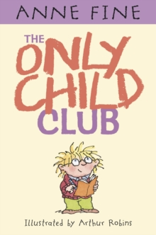 The Only Child Club, Hardback Book