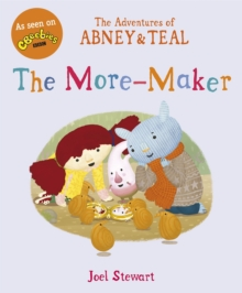 The Adventures of Abney & Teal: The More Maker, Paperback