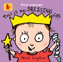 This is Me, Dressing Up!, Board book