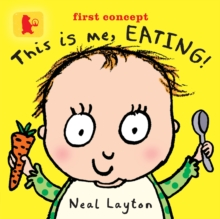 This is Me, Eating!, Board book