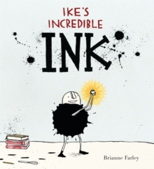 Ike's Incredible Ink, Hardback