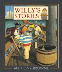 Willy's Stories, Hardback Book