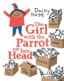 The Girl with the Parrot on Her Head, Hardback