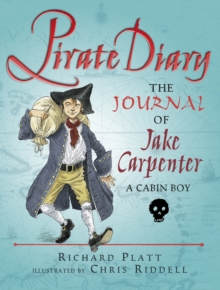 Pirate Diary, Paperback Book