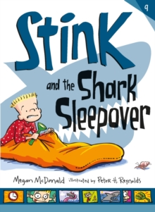 Stink and the Shark Sleepover, Paperback