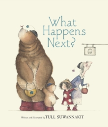 What Happens Next?, Hardback Book