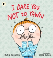 I Dare You Not to Yawn, Paperback