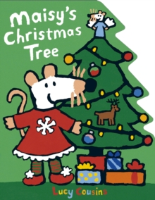 Maisy's Christmas Tree, Board book